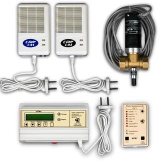 Системы автономного контроля загазованности (САКЗ) — покупайте у профессионалов!